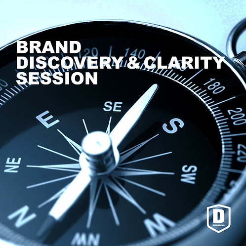 Brand Discovery and Clarity Session