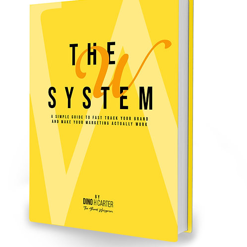 The W System Guide - Limited Print Edition