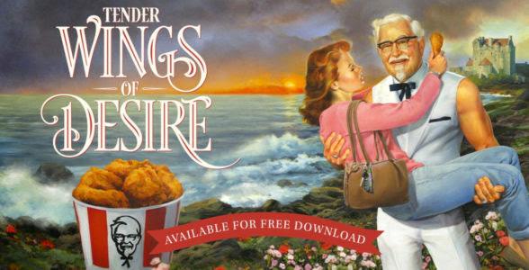 Brand experience by KFC