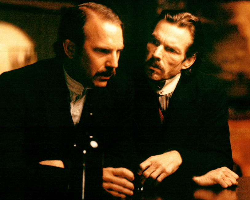 2-Wyatt-Earp-Dennis-Quaid-Kevin-Costner-Photo-by-Ben-Glass