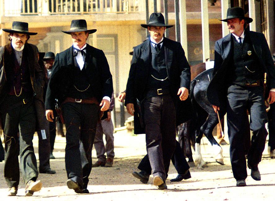 1-Wyatt-Earp--Kevin-Costner-Dennis-Quaid-Michael-Madsen--Linden-Ashby-Photo-by-Ben-Glass
