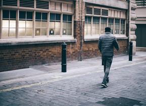 'We zouden weer vijftien kilometer per dag moeten lopen'