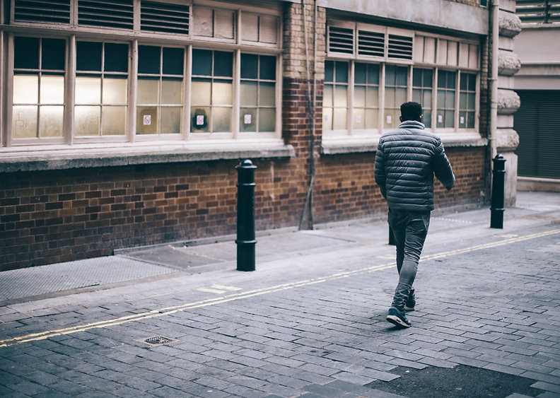 Walking away from toxic relationships