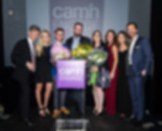Young professionals present research grants at CAMH Engage Breakthrough Challenge