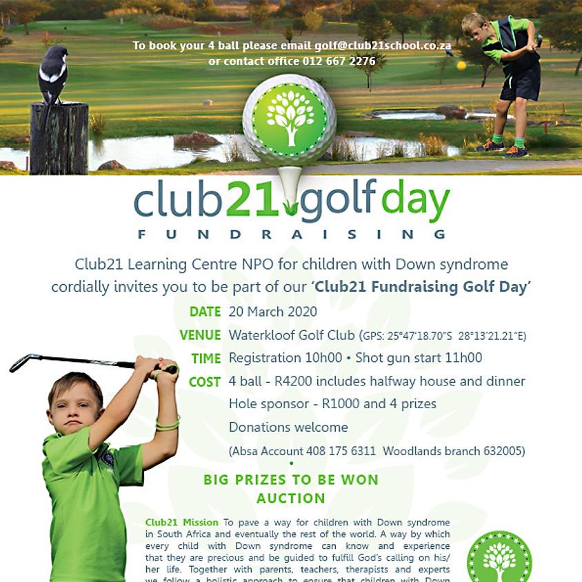 Club21 Fundraising Golf Day