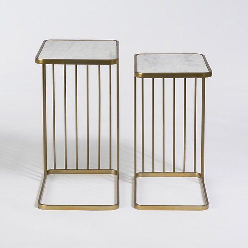 Retro Nesting Tables