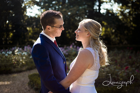 Huwelijk, koppel, bruid, bruidegom, trouw, burgerlijke trouw