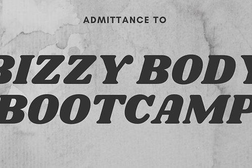Bizzy Body Bootcamp (ZOOM)
