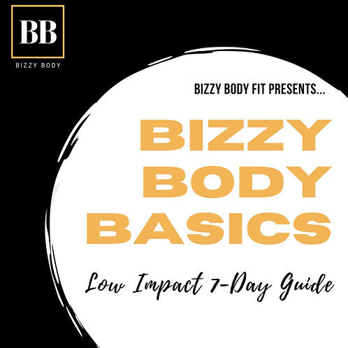 Bizzy Body Basics 7-Day Guide