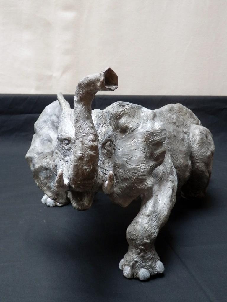 ELEPHANT SE REDRESSANT