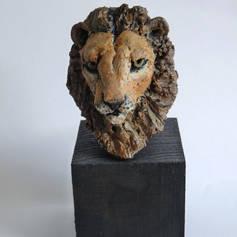 MINI BUSTE DE LION
