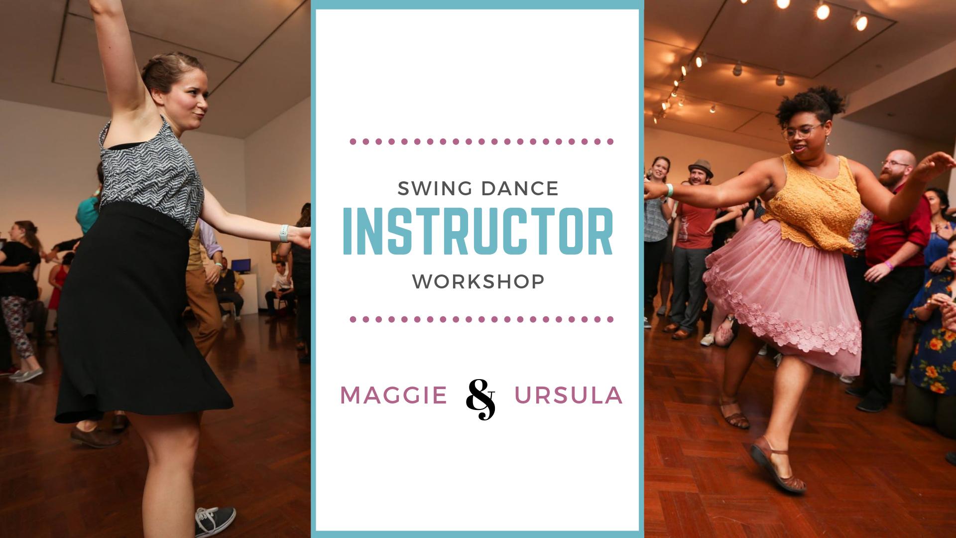 Swing Dance Instructor Workshop
