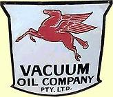 Vacuum Oil Company logo