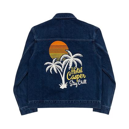 'StayChillBill' limited edition jacket