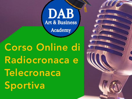 Diventa Radiocronista Sportivo