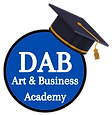 DAB Art & Business Academy Logo testo bi