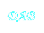 DAB-logo_bianco_contorno_azzurro_senza_n
