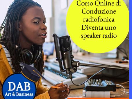 Corso Online di Conduzione Radiofonica