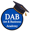 DAB Art & Business Academy Logo testo bi