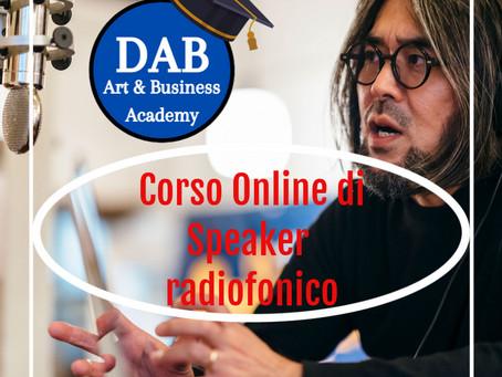 Corso di Conduzione Radiofonica
