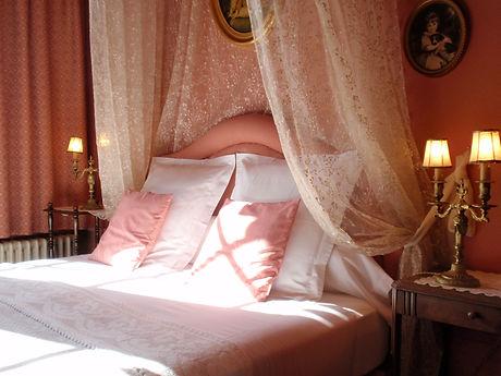 chambre pour couple vendée; chambre romantiques marais poitevin; suites romantique la rochelle