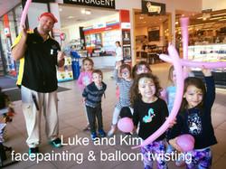 Balloon Twisting Gippsland, Pakenham