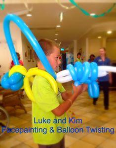 balloon twisting Paynesville