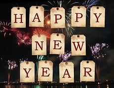 Happy New Year - Newsletter horse ride l
