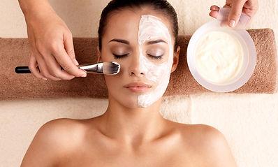 Organic Brightening Facial Treatment