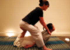 Asian Thai Massage