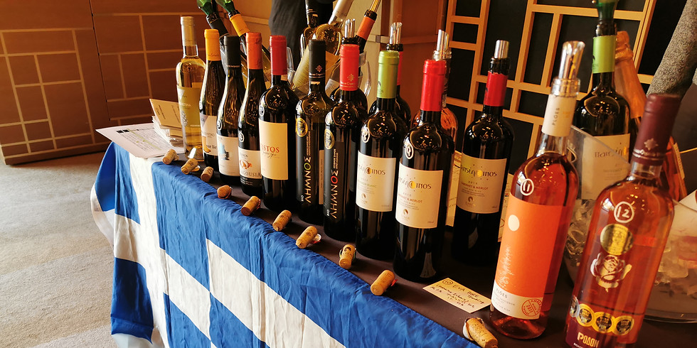 ギリシャワインセミナー