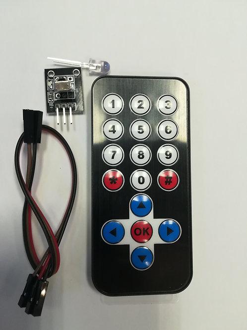 Комплект ИК пульт + ИК приемник ТИП 2