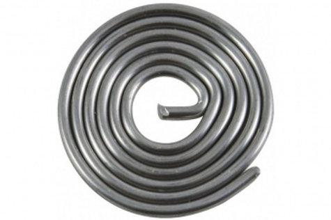Припой ПОС 61 спираль 10 гр  Ø3.0 мм 1 м с канифолью