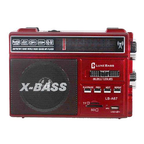 Радиоприемник  LB-A67