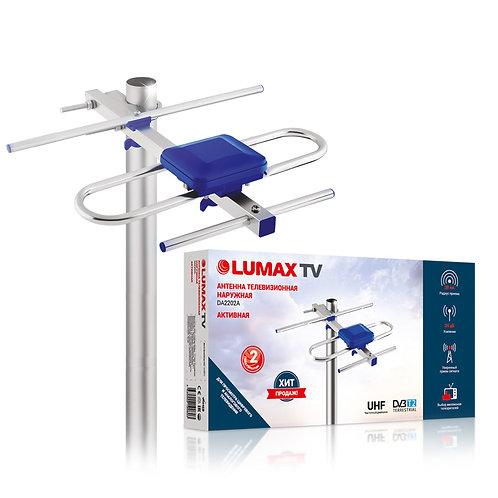 Антенна активная  LUMAX DA2202A