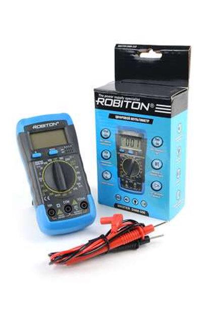 Мультиметр ROBITON MASTER DMM-500 BL1