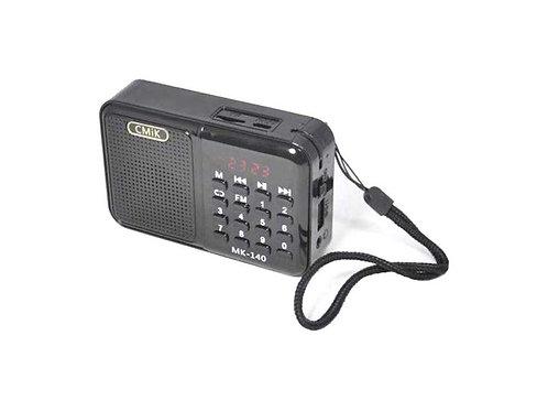 Радиоприемник CMiK MK-140 Micro USB