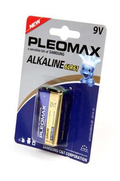 PLEOMAX 6LR61 BL1 (КРОНА)