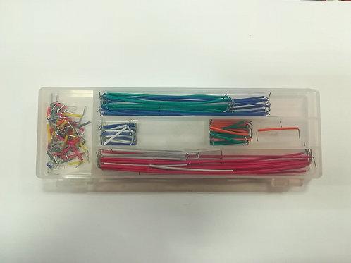 Набор проводков для макетных плат Breadboard..