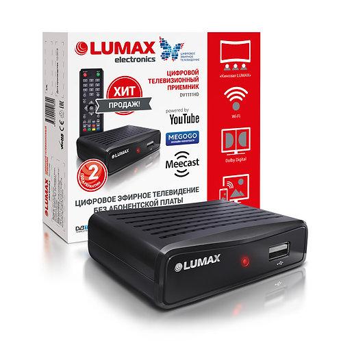 Ресивер LUMAX DV1111HD