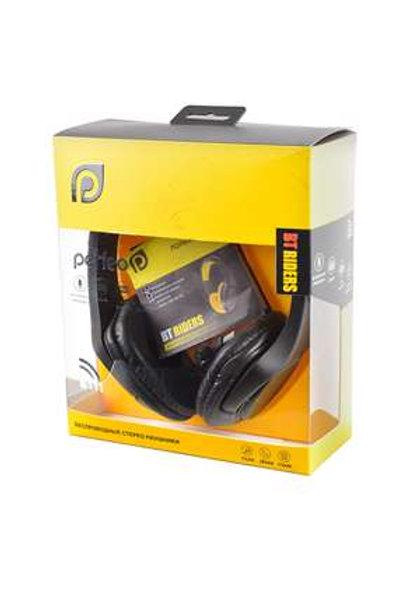 Bluetooth-наушники PERFEO BT RIDERS PF-BT-006 с микрофоном, FM-радио