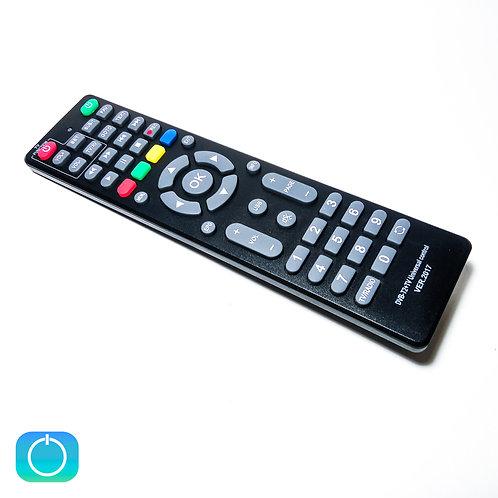 Универсальный пульт для приставок DVB-T2
