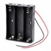 Батарейный отсек 3х18650 с проводами