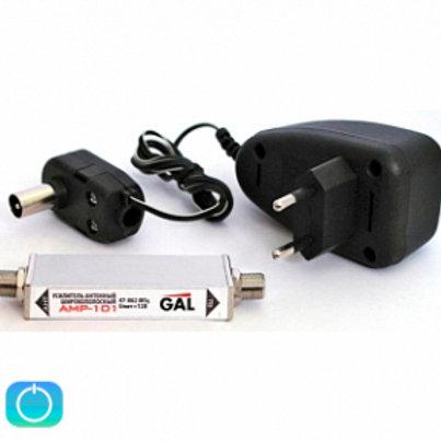 Антенный усилитель AMP-101 (21 Дб) широкополосный