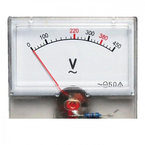 Вольтметр стрелочный переменного тока 450В