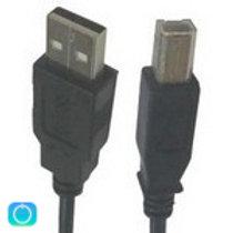 Кабель USB 2.0 A шт - B шт (для принтера)