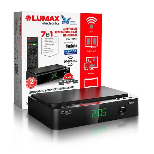 Ресивер LUMAX DV2105HD
