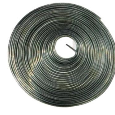 Припой ПОС 61 спираль 20 гр  Ø1.5 мм без канифоли