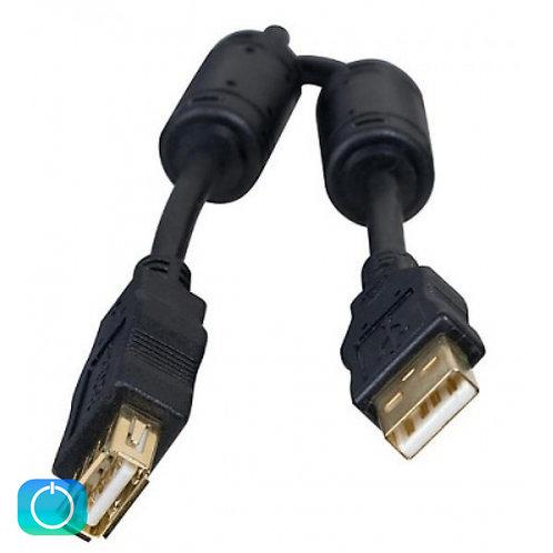 Кабель USB 2.0 A шт - A гн