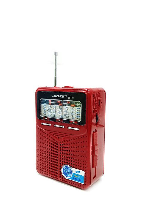 Радиоприемник Bliss BS-122 microSD USB FM